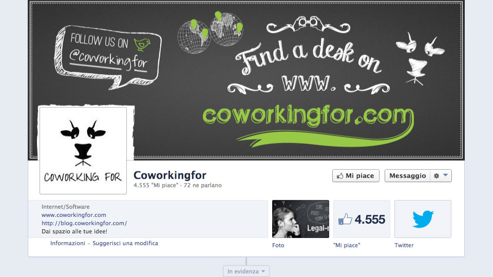 Coworking for - Facebook