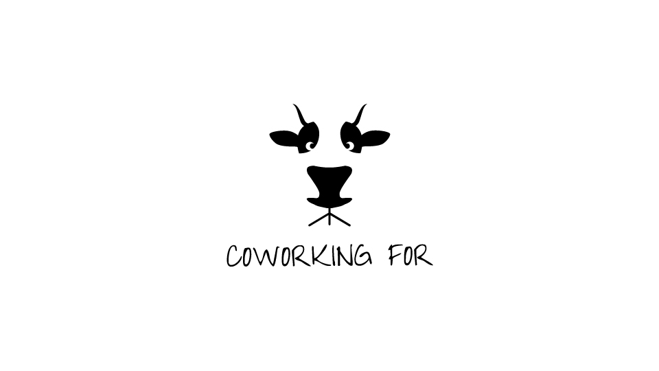 Coworking for - Logo