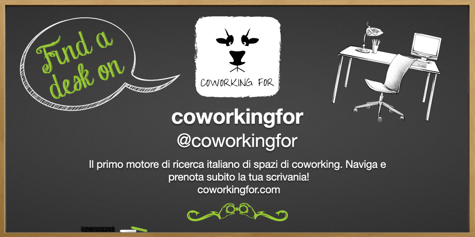 Coworking for - Twitter