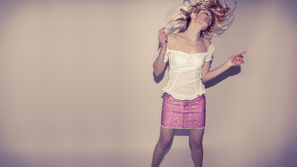 Laura Chini - Sessione foto studio